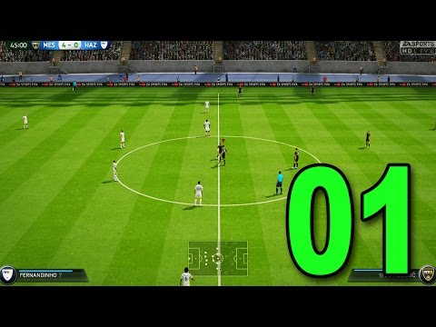 FIFA 15 Ultimate Team - Part 1 - Absolute Domination! (Let's Play / Walkthrough / Playthrough)