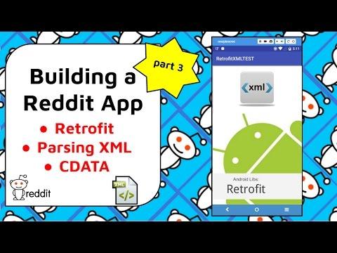 Retrofit Android Tutorial [Build a Reddit App Part 3]