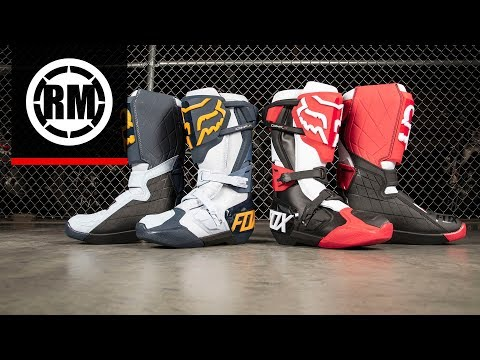 Fox Racing Comp R Motocross Boots