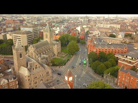 Dublin, Ireland [in 4K - High Quality]