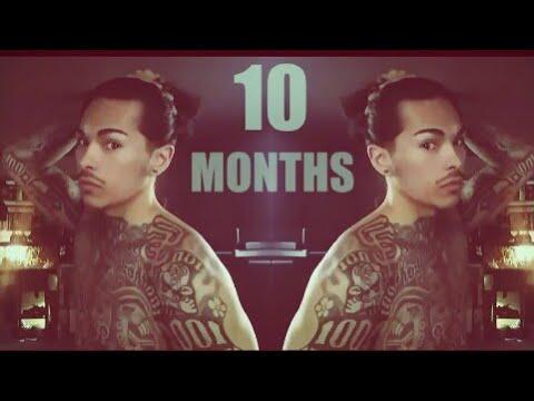 Men's Hair Growth Journey (10 Months)