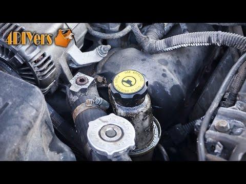 DIY: Dodge Dakota Power Steering Reservoir Pressure Issue Repair