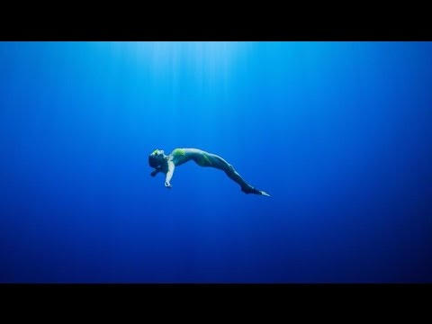 How to Hold Your Breath Underwater - the Diving Reflex