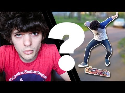Can I learn a HARD skateboard trick in one day??