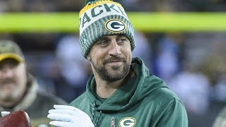 Aaron Rodgers Cleared to Return   Stadium
