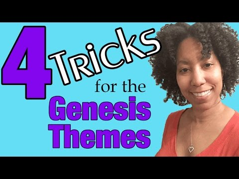 4 Ways to Customize Genesis WordPress Themes