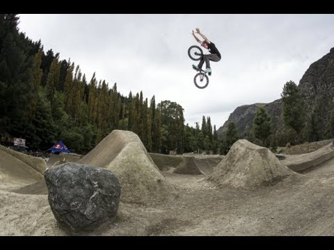 Dirt Jumping at Red Bull Roast It 2013 New Zealand