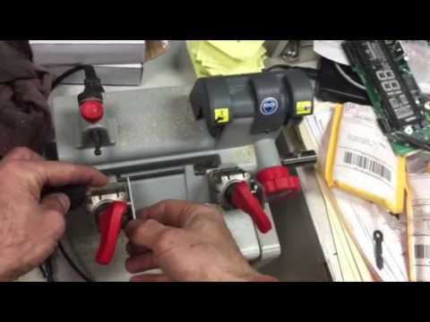 Silca flash 008 Tip Stop modification