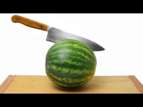 What Is The Easiest Way to Cut a Watermelon?