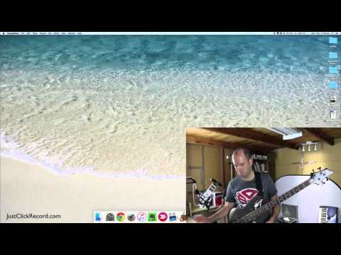 Recording Bass Guitar With GarageBand