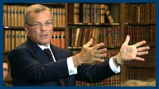 Starting a New Business | Sir Martin Sorrell | Oxford Union