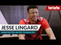 Jesse Lingard Paul Pogba Is Always Late Manchester United Teammates