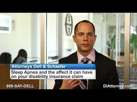 Sleep Apnea & Long Term Disability Insurance Claim Tips