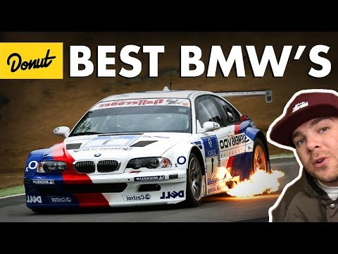 Most Legendary BMWs Ever Made | The Bestest