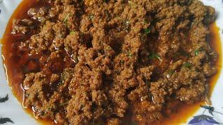 Dhaba style keema very tasty recipe
