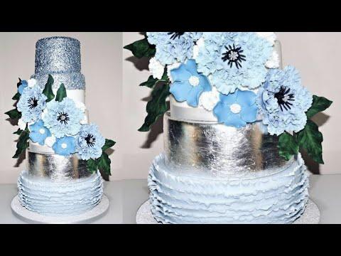 FONDANT | Cake Decorating Techniques | Sugarella Sweets
