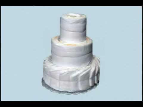 Making Diaper Cakes