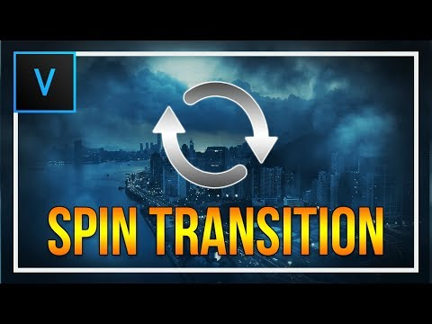 How To: Create a Smooth Spin Transition in Vegas Pro 15
