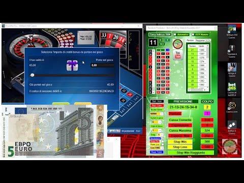 Vincere Alla Roulette Con Software Bot Predictor CASSA DI SOLI 5 € !!