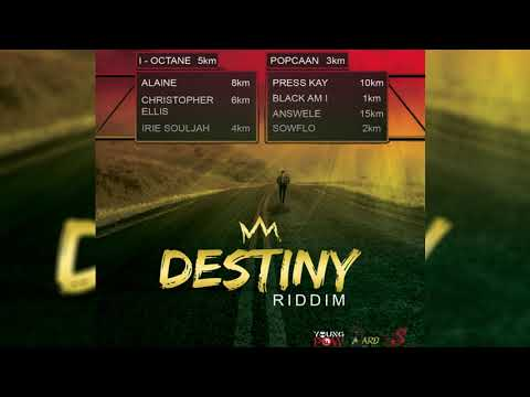 Destiny Riddim Mix ▷FEB 2018▷ I-Octane,Popcaan,Alaine