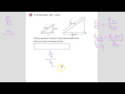 Question 16 - Geometry - TNReady Practice Test