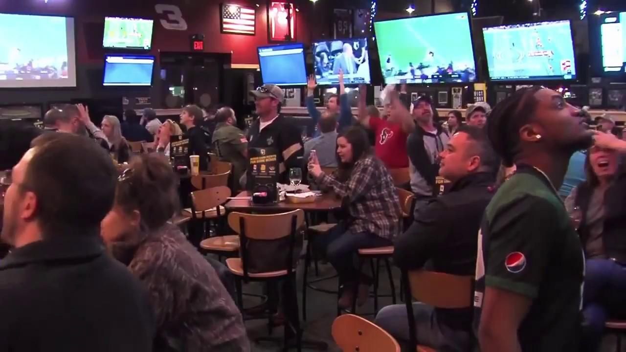 "Saints Fans React to ""Minneapolis Miracle""   Saints vs Vikings   FansReact"