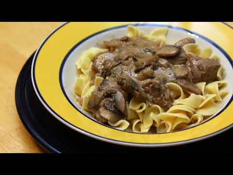 Meat Marinade for Beef Stroganoff