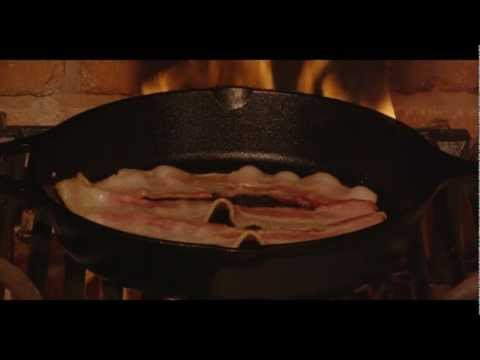 Applegate Bacon Yule Log