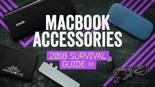 The MacBook Pro Survival Kit [2018]