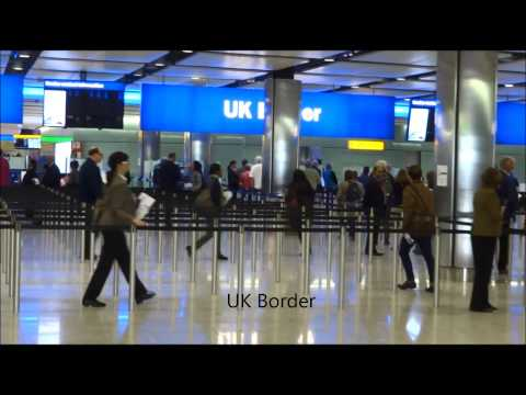 (HD) Heathrow Terminal 2 - Exclusive Preview Tour