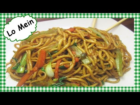 How to Make The Best Chinese Lo Mein ~ Chinese Food Recipe