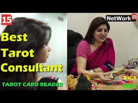 India's Best Tarot Consultant, Tarot Card Reader, Numerologist in Delhi, Anubha Gupta   Network 15  