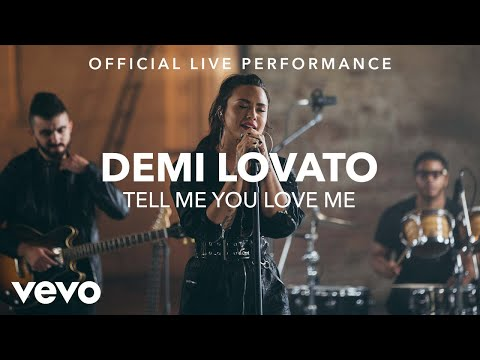Demi Lovato - Tell Me You Love Me (Vevo X Demi Lovato)