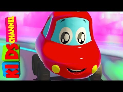 Car Cartoon Stories For Kids - Live Stream From Kids Channel