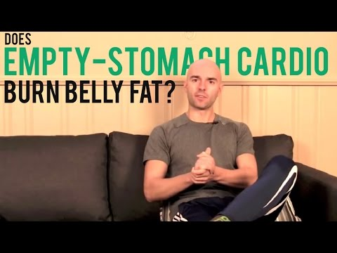 Does Empty Stomach Cardio Reduce Belly Fat? (#AskYuri)