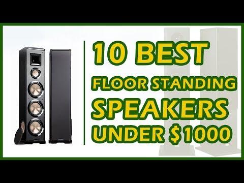 Best Value Floor Standing Speakers Of 2019 Top Value Home