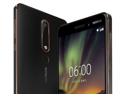 NEW Nokia 6 2018: Official Announcement [China Release] Nokia 6 2nd Gen