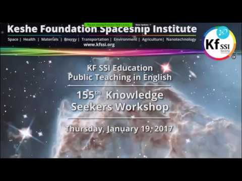 155th Knowledge Seekers Workshop January 19th, 2017