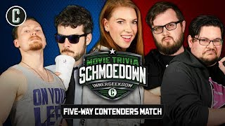 Innergeekdom League 5-Way Match - Movie Trivia Schmoedown