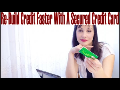 Will You Build Credit Faster with a Secured Credit Card?