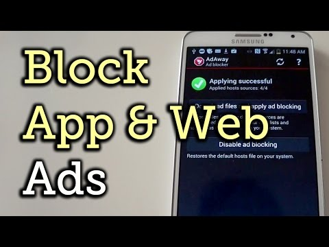 Block Ads in Apps & Web Browsers on Android [How-To]