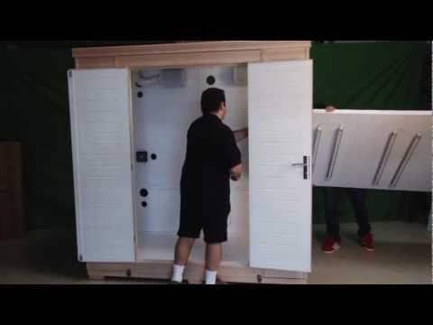Assembling Your God Father Grow Room