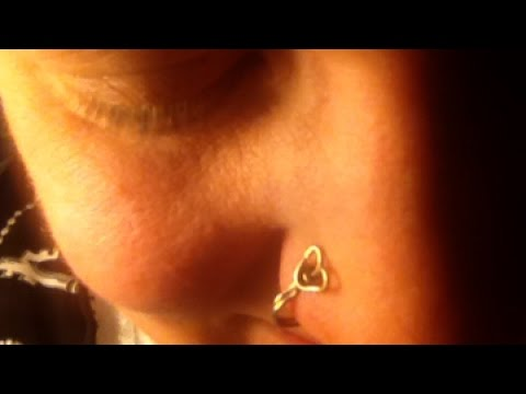 Create a Faux Heart Nose Ring - DIY Style - Guidecentral