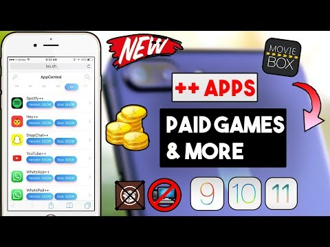 New Cydia Alternative Get ++ Apps/ Paid Apps/ Games Free (NO JB/COMP) iOS 11/10/9 iPhone/iPod/iPad