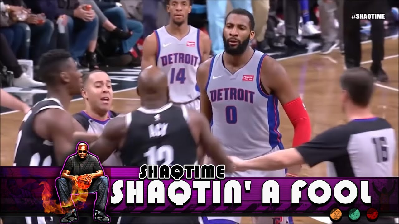 Shaqtin' A Fool: Hard-Fouls Edition