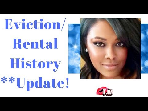 Eviction /Rental History Credit Report: ***Update