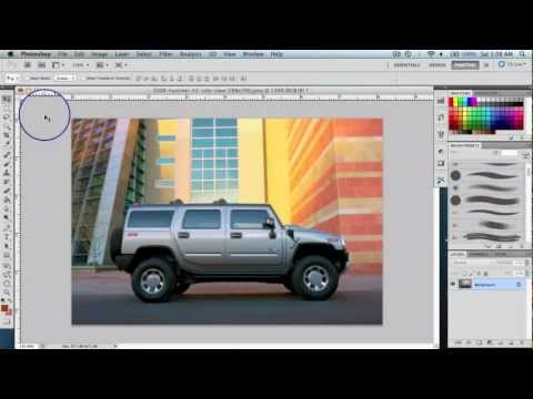 TUTORIAL : Rusted Metal Effect in Adobe PhotoShop [1080p]