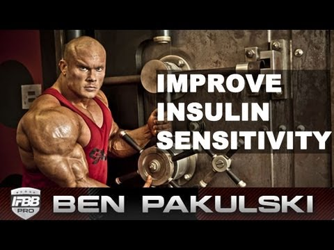 Ben Pakulski Insulin Resistance - How to IMPROVE Insulin Sensitivity
