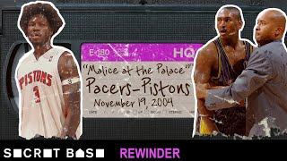 """The infamous """"Malice at the Palace"""" fight needs a deep rewind 