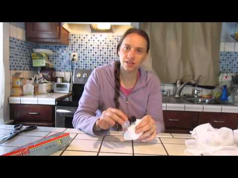 Dryer Balls- Homemade Natural Cleaning Products #11